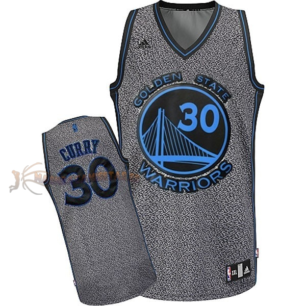De Alta Calidad Camisetas NBA 2013 Estática Moda Golden State 30 Curry