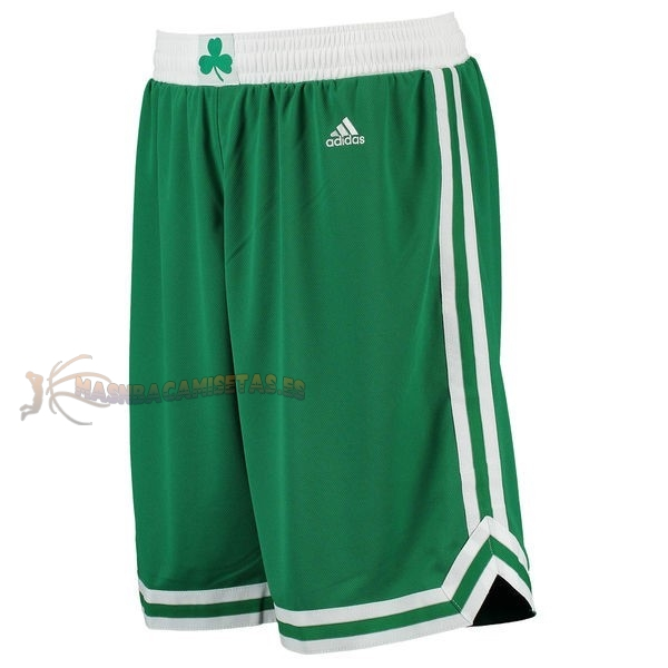 De Alta Calidad Pantalones Basket Boston Celtics Verde