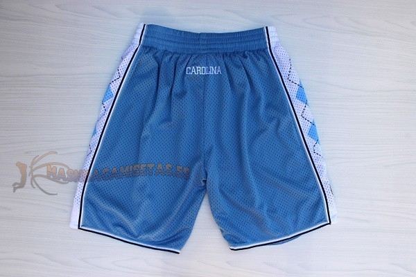 De Alta Calidad Pantalones Basket North Carolina Azul